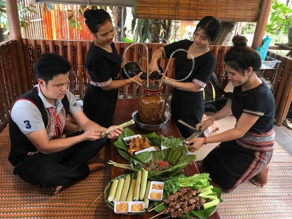 Cuisine contest to be held in Dak Lak in March hinh anh 1