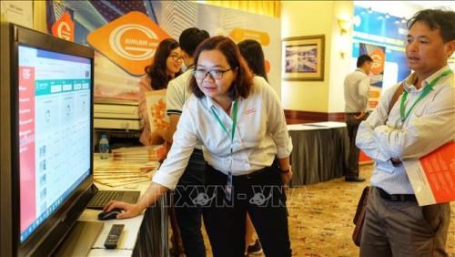 Digitalised economy helps promote global competitiveness: expert hinh anh 1