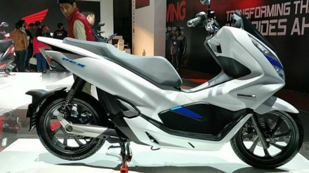 Honda to test electric scooters in Philippines hinh anh 1