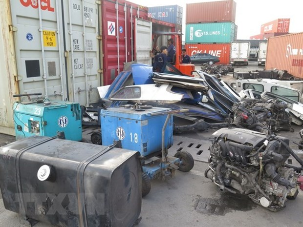 Scrap imports feared to flood Vietnam hinh anh 1