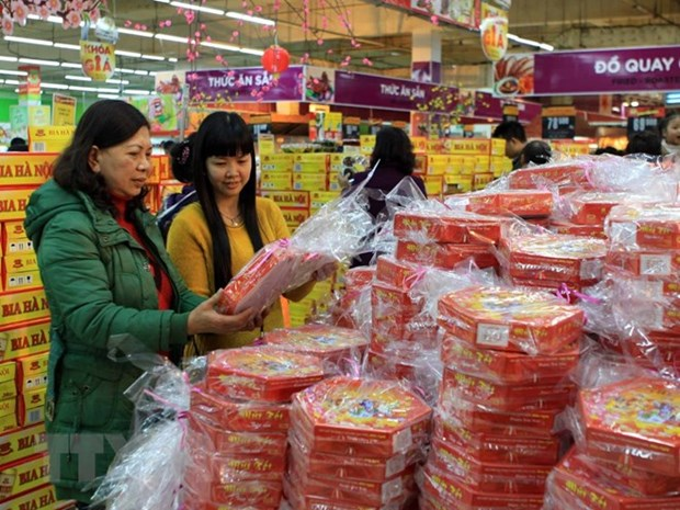 January marks auspicious start of 2019 for Vietnam's economy hinh anh 1