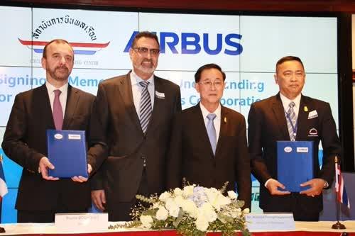 Thailand: Agencies keen to produce aircraft repair experts hinh anh 1