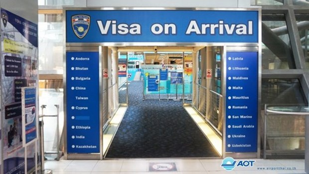 Thailand to launch new e-visa on arrival service hinh anh 1