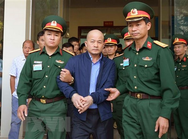 Dinh Ngoc He prosecuted for another charge hinh anh 1