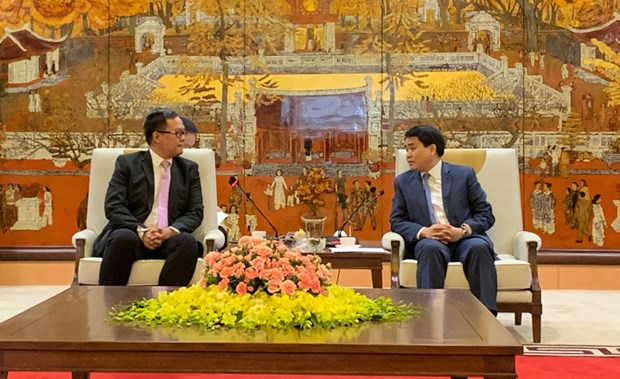 Hanoi-Manila air route helps intensify Vietnam-Philippines friendship hinh anh 1