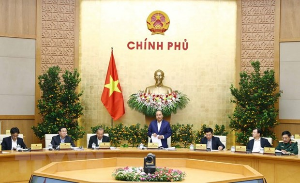 Positive socio-economic trend continues in January: PM hinh anh 1