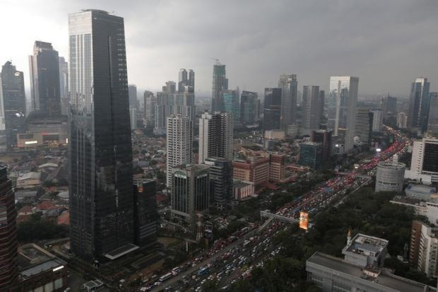 FDI in Indonesia slows down in 2018 hinh anh 1