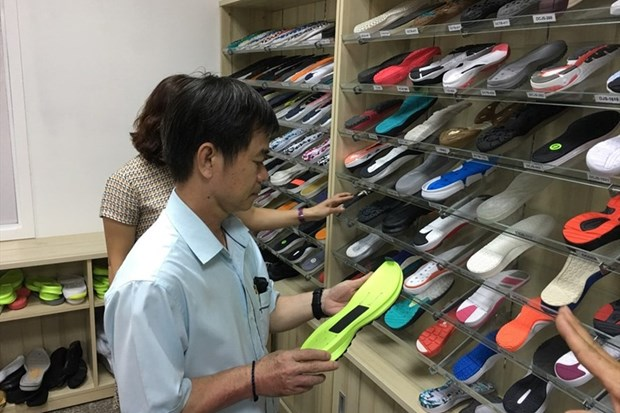 Leather, footwear exports gain advantages in 2019 hinh anh 1