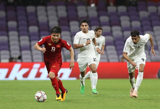 VN's football talents should sharpen their skills abroad hinh anh 1