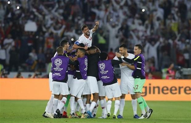 Qatar claim 2019 AFC Asian Cup hinh anh 1