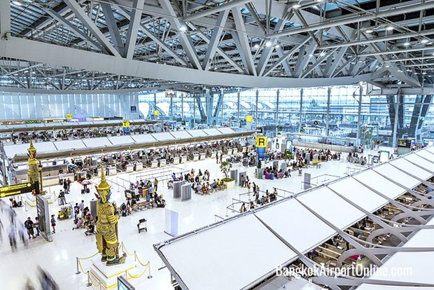 Suvarnabhumi airport reveals Food Guide programme hinh anh 1