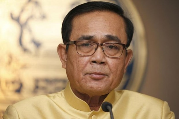 Thai PM nominated for premiership in general election hinh anh 1