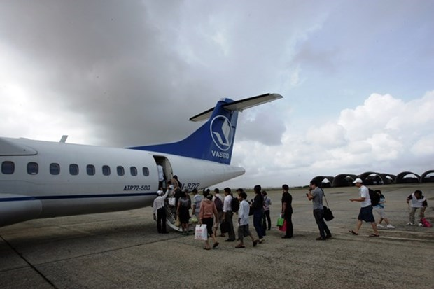 VASCO to operate Vinh-Da Nang air route hinh anh 1
