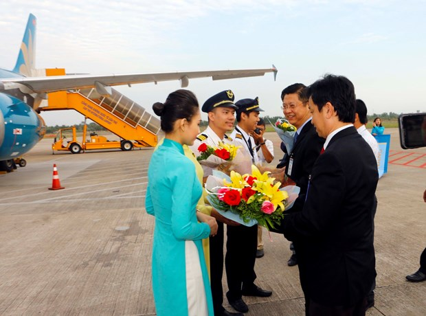 Vietnam Airlines opens Can Tho – Da Nang route hinh anh 1