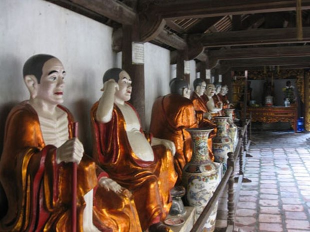 Chuong Pagoda features historical values in north Vietnam hinh anh 3