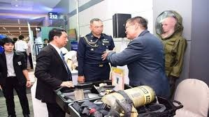 Thai inventors showcase their products hinh anh 1