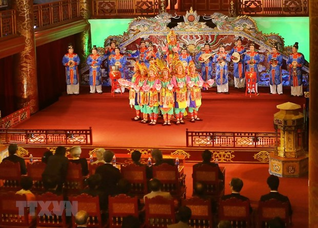 Vietnam's UNESCO-recognised intangible cultural heritage hinh anh 1