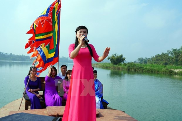 Vietnam's UNESCO-recognised intangible cultural heritage hinh anh 9