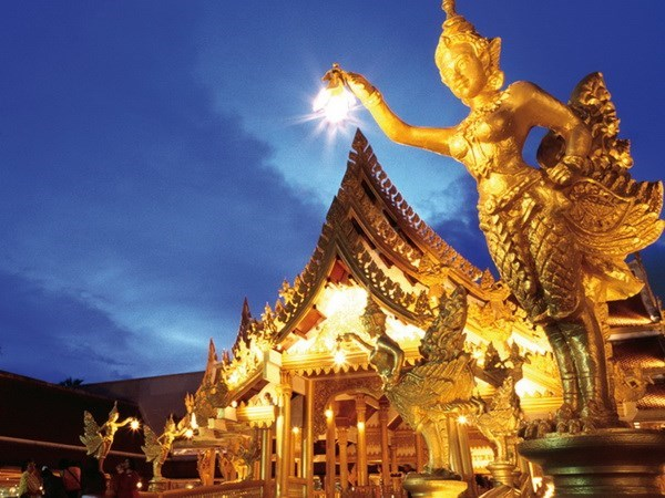 Thailand 'top destination' for Lunar New Year celebrations hinh anh 1