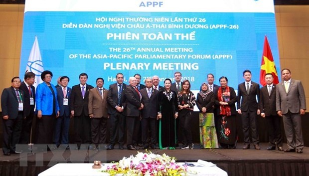 Ten outstanding external relations events of Vietnam in 2018 hinh anh 4