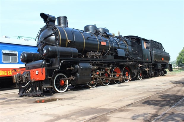 Hue – Da Nang steam train to be restored to serve tourism hinh anh 1