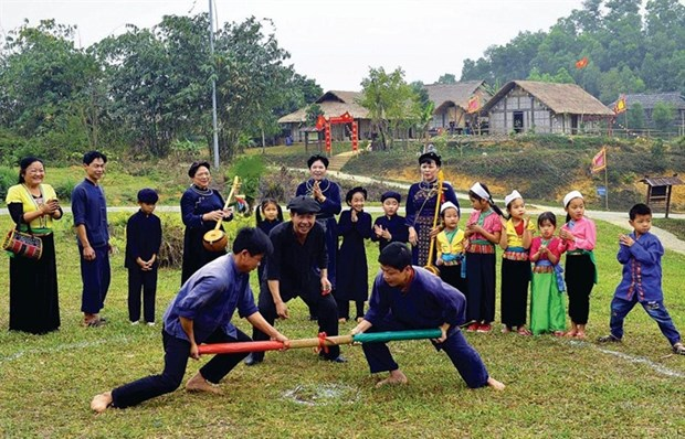 Bac Giang hosts Culture Tourism Week hinh anh 1
