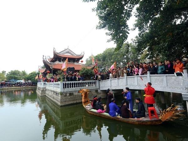 Bac Ninh preserves and develops Quan Ho folk songs hinh anh 1