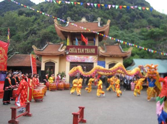 Tam Thanh pagoda, sacred oasis amid bustling Lang Son hinh anh 1