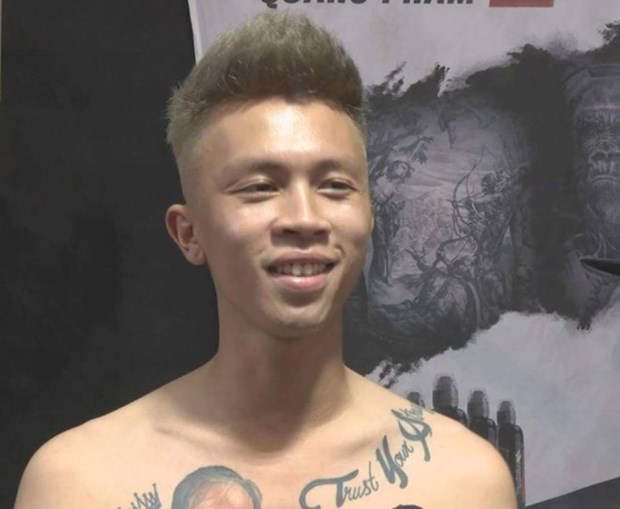 Tattoo increasingly becomes popular art form hinh anh 1