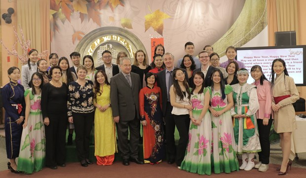 Lunar New Year offers chance for cultural exchange in Moscow hinh anh 1
