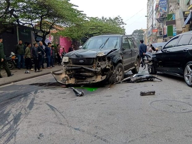 Accidents claim 183 lives during Tet holiday hinh anh 1