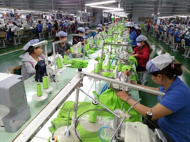 Vietnam's textile-garment industry hopes for breakthroughs in 2019 hinh anh 1