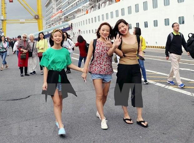 Da Nang serves nearly 329,000 visitors during Tet hinh anh 1