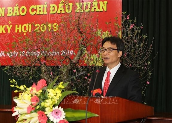 Press to promote culture development: Deputy PM hinh anh 1