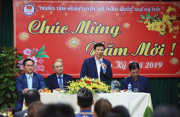 High hopes for Vietnamese football at 30th SEA Games hinh anh 1