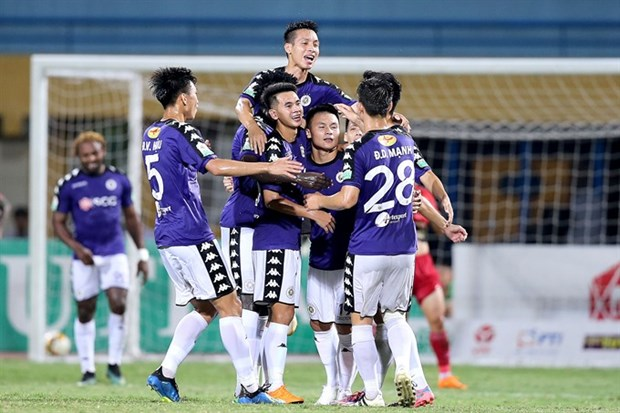 Hanoi FC target AFC Champions League berth hinh anh 1