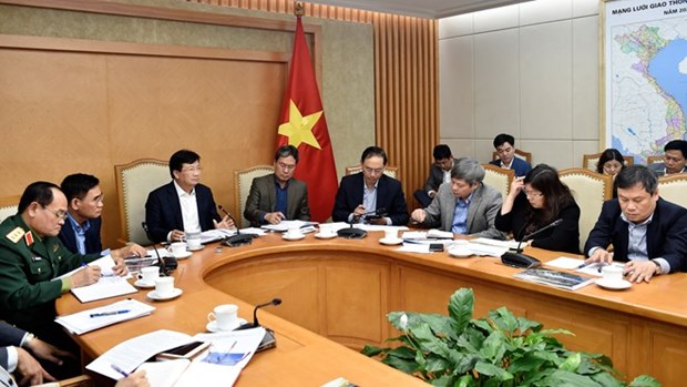 Deputy PM asks for prompt preparations for Long Thanh airport project hinh anh 1
