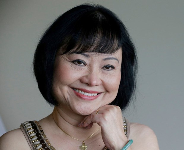 """Napalm girl"" Kim Phuc awarded Dresden Peace Prize hinh anh 1"
