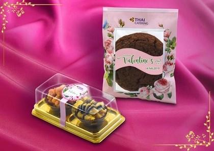 Thai Airways offers special Valentine desserts hinh anh 1
