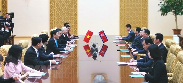 Vietnam, Democratic People's Republic of Korea seek stronger ties hinh anh 1