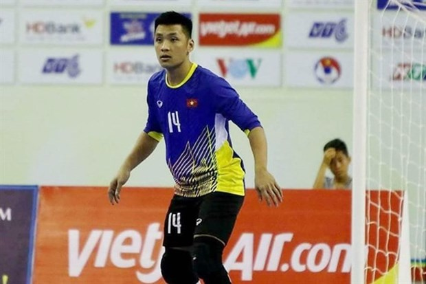Vietnamese futsal players to train in Spain hinh anh 1