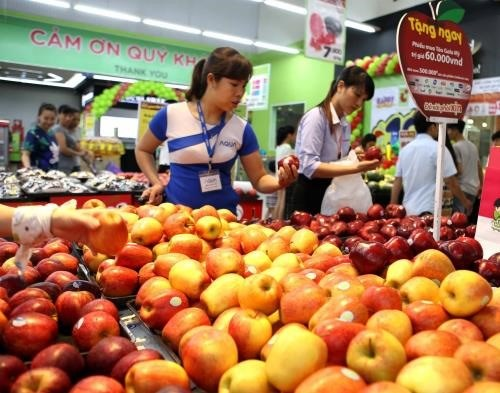 Purchasing power higher during Tet hinh anh 1