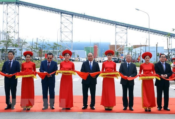 PM attends inaugural ceremony of Thai Binh Thermal Power Plant hinh anh 1