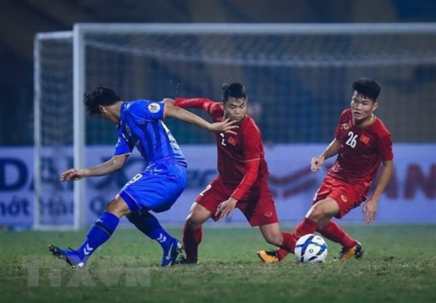 U22 team to leave for 2019 AFF football tourney on Feb 15 hinh anh 1
