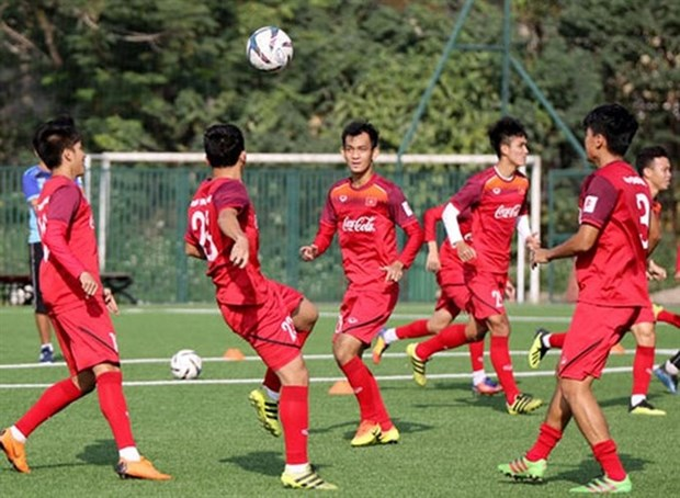 Vietnam aim to win ASEAN U22 Youth Football Championship hinh anh 1