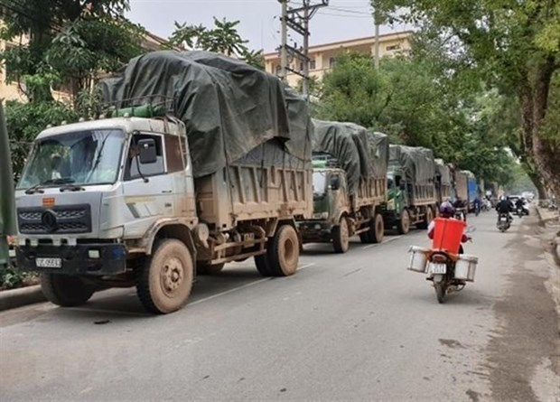 An Giang province to install anti-smuggling cameras hinh anh 1