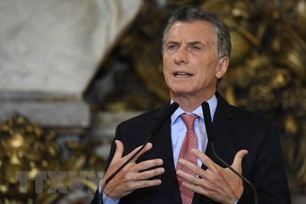 Argentine President to visit Vietnam next week hinh anh 1