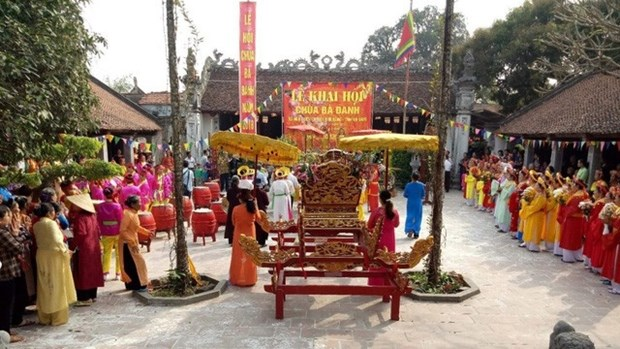 Additional 17 national intangible cultural heritages announced hinh anh 1