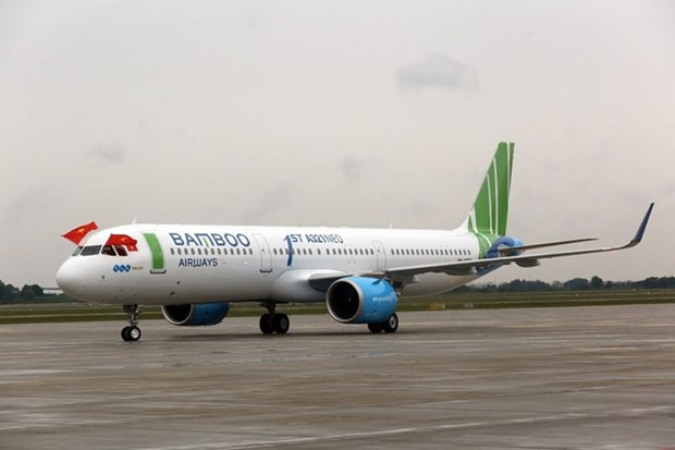 Bamboo Airways to launch more round-trip flights in February hinh anh 1