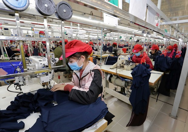 Exports bring home 20 billion USD in January hinh anh 1